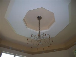 Family Room Ceiling Detail