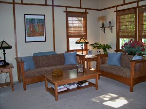 Lakehouse Living Room