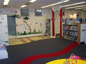 Commercial Children's Library 2