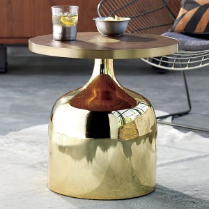 bousaf-side-table by Lenny Kravitz for CB2